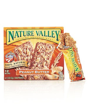 Nature Valley Peanut Butter granola bar