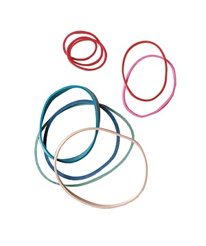 Rubber bands