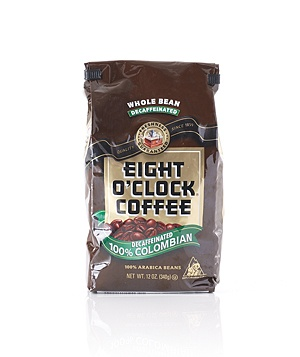 Eight O'Clock Coffee Decaffeinated 100% Colombian