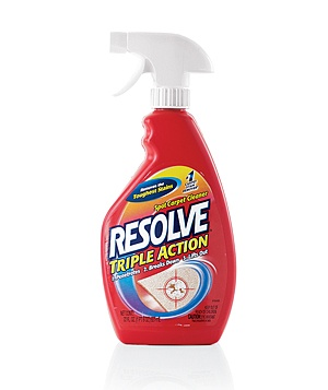 Resolve Triple Action Spot Carpet Cleaner