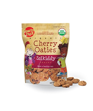 Snikiddy Organic Cherry Oaties