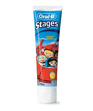 Oral-B Stages in Rocket Berry