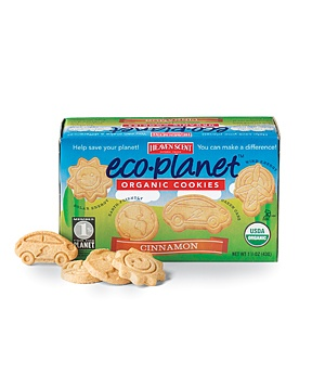 Eco-Planet Organic Cinnamon Cookies