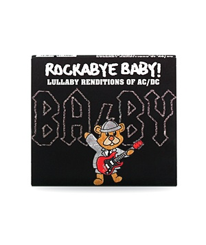 Rockabye Baby!: Lullaby Renditions of AC/DC