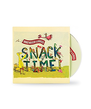 Snacktime!, by Barenaked Ladies