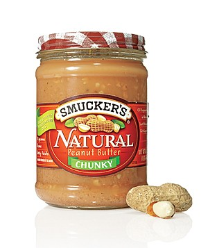 The Best Natural Peanut Butter Real Simple