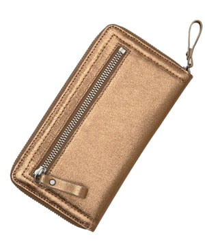 Metallic Wallet by The Gap