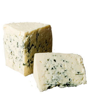 The Rogue Creamery Oregon Blue Cheese