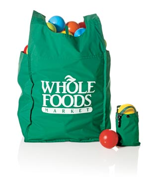 Whole Foods Foldable Tote