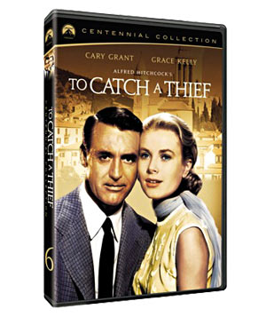 To Catch a Thief dvd