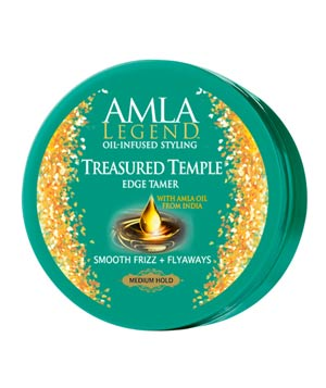 Amla Legend Treasured Temple Edge Tamer