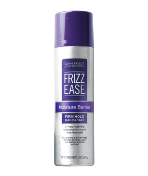 John Frieda Frizz Ease Moisture Barrier Firm Hold Hairspray