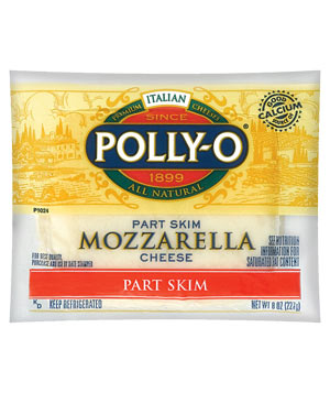 Polly-O part skim mozzarella cheese