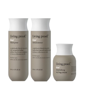 Living Proof No Frizz Discovery Set