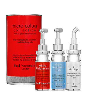 Paul Yacomine Micro Colour Collection Intensive Leave-In Conditioning and Finishing Treatment