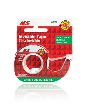 Ace Invisible Tape