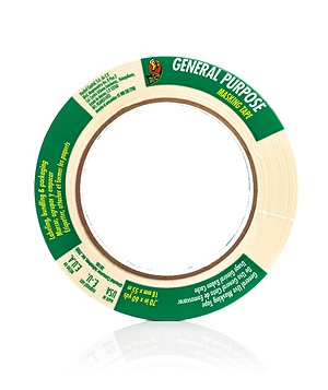 Duck General Purpose Masking Tape