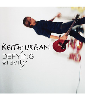 Keith Urban Defying Gravity album cover