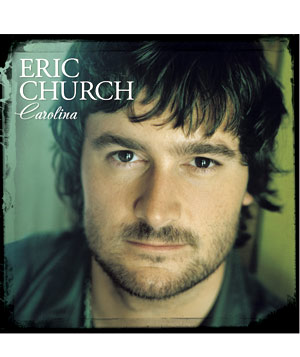 Eric Church Carolina album