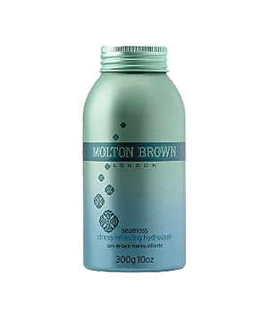 Molton Brown Seamoss Stress-Relieving Hydrosoak Dead Sea salts