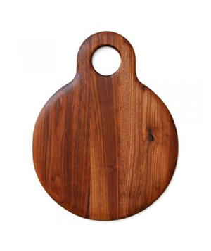 Serving Board: Hole Slab Round