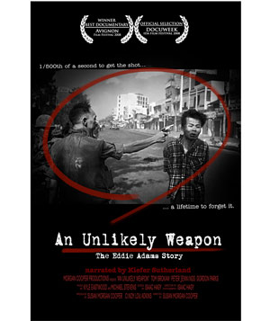 """An Unlikely Weapon"" documentary"