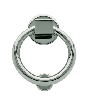 Baldwin Hardware Ring Doorknocker