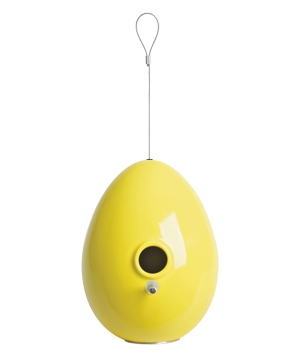 Egg Birdhouse by J. Schatz