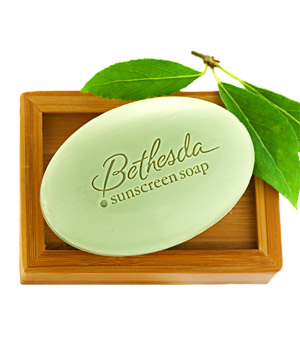 Bethesda Sunscreen soap