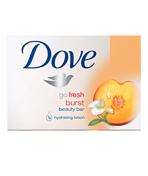 Dove Go Fresh Burst Beauty bar soap