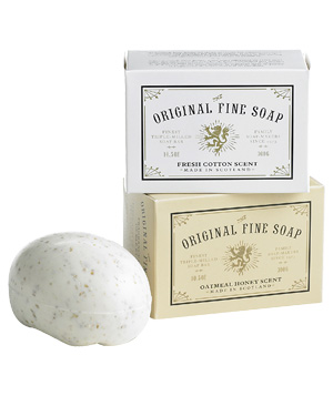The Original Fine Soap in Oatmeal Honey Scent