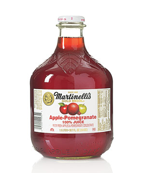 Martinelli's Gold Medal Apple-Pomegranate juice