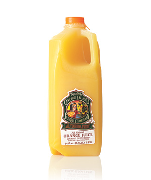 Natalie's Orchid Island Juice Company orange juice