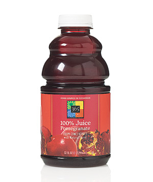 Whole Foods 365 100% Juice Pomegranate