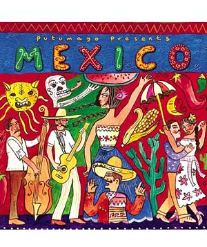Putumayo's Mexico CD