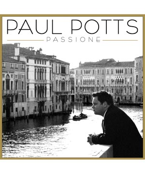 Paul Potts album  Passione