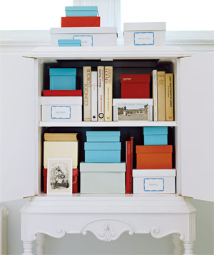 22 Ways to Arrange Your Shelves | Real Simple