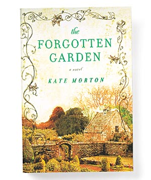 """The Forgotten Garden"" by Kate Morton"