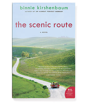 """The Scenic Route"" by Binnie Kirshenbaum"