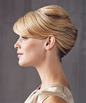 5 partyworthy updos  real simple