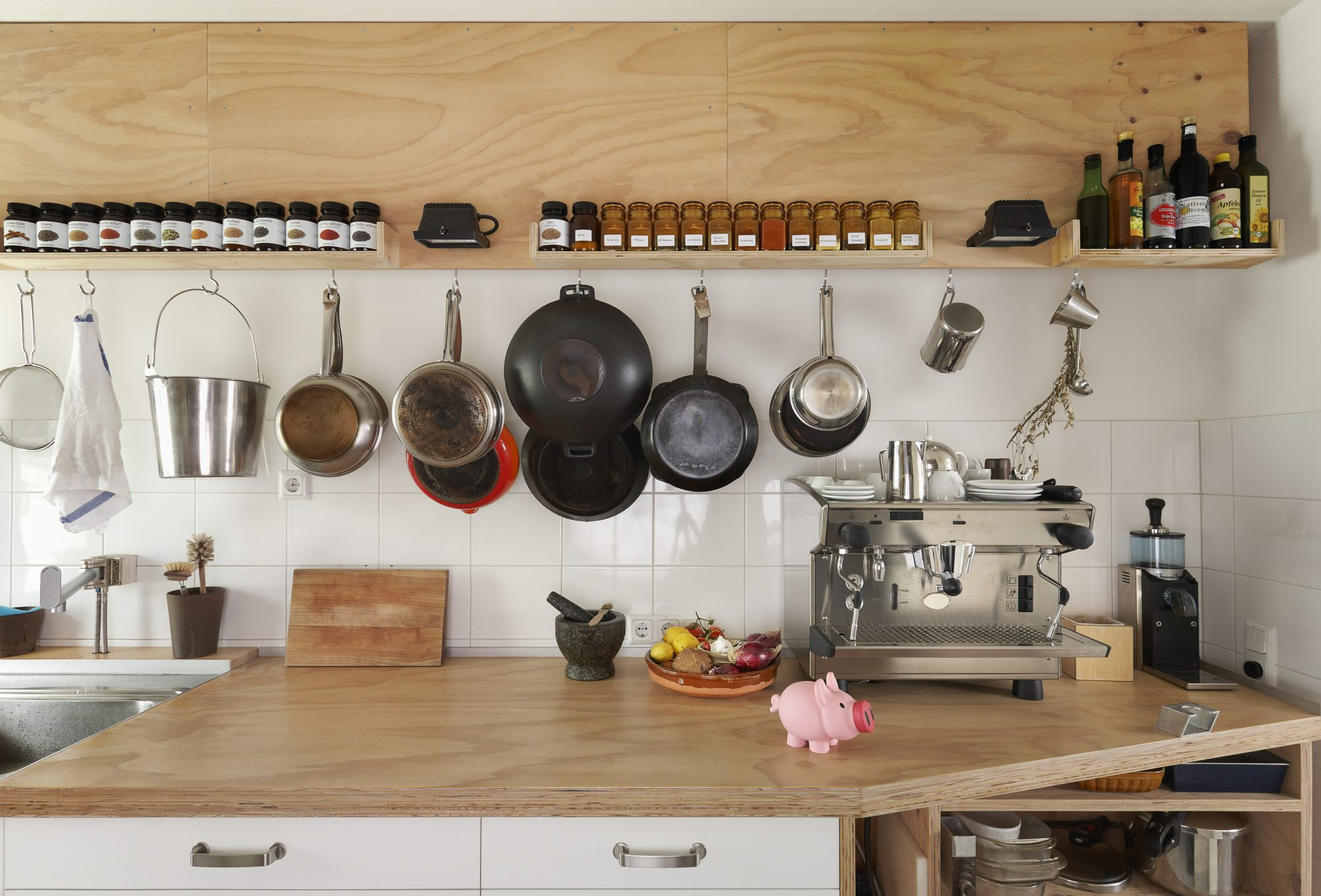 24 Smart Organizing Ideas For Your Kitchen Real Simple