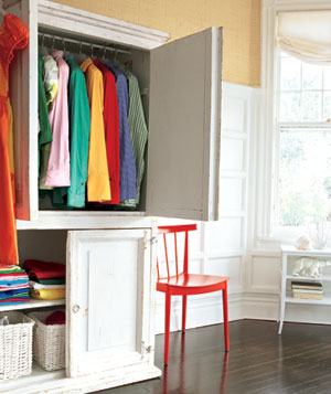 Think Creatively With Storage