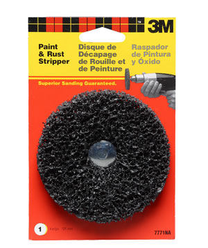 3M Scotch-Brite Paint & Rust Stripper