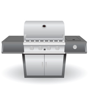 Gas Grills and Propane Tanks