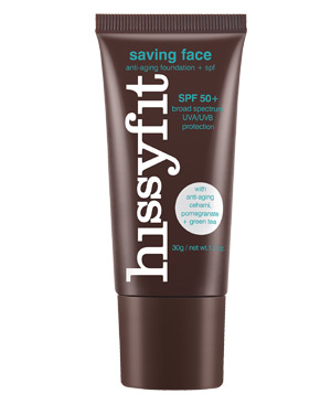 Hissyfit Saving Face SPF 50+