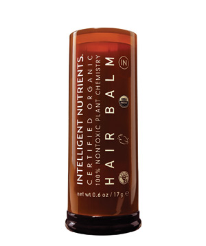 Intelligent Nutrients Certified Organic Hair Balm