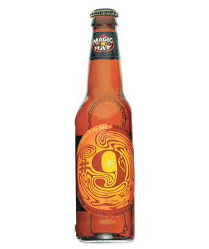 Magic Hat #9 Beer
