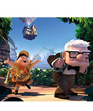 """See the Movie """"Up"""""""