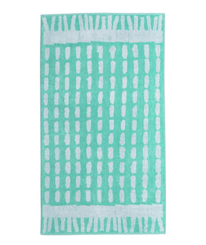 beach towel. Pic Nic Turquoise White Beach Towel Towels for Summer  nautical Real Simple