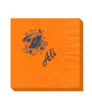 Grad Party Napkins